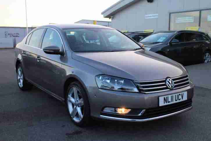 volkswagen 2011 11 passat 2 0 se tdi bluemotion technology 4d 139 bhp. Black Bedroom Furniture Sets. Home Design Ideas