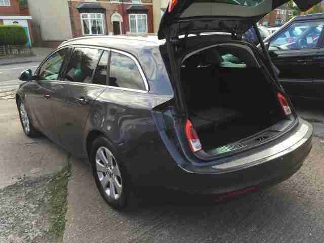 2011(11) Vauxhall Insignia SRi 2.0TD MANUAL 5-doors