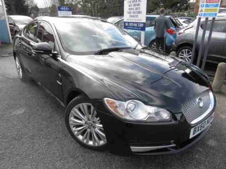 2011 60 XF 3.0 V6 PREMIUM LUXURY 4D