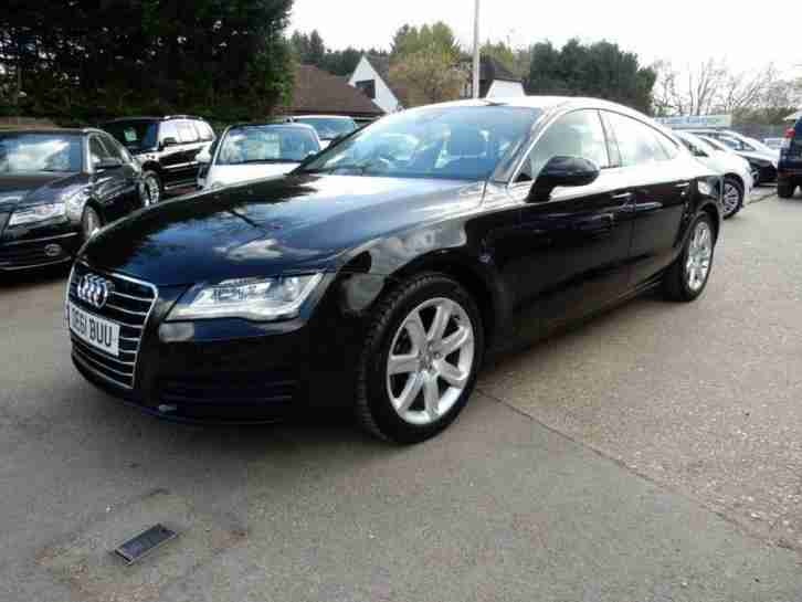 audi 2011 61 a7 3 0 tdi se 5d auto 204 bhp diesel car for sale. Black Bedroom Furniture Sets. Home Design Ideas