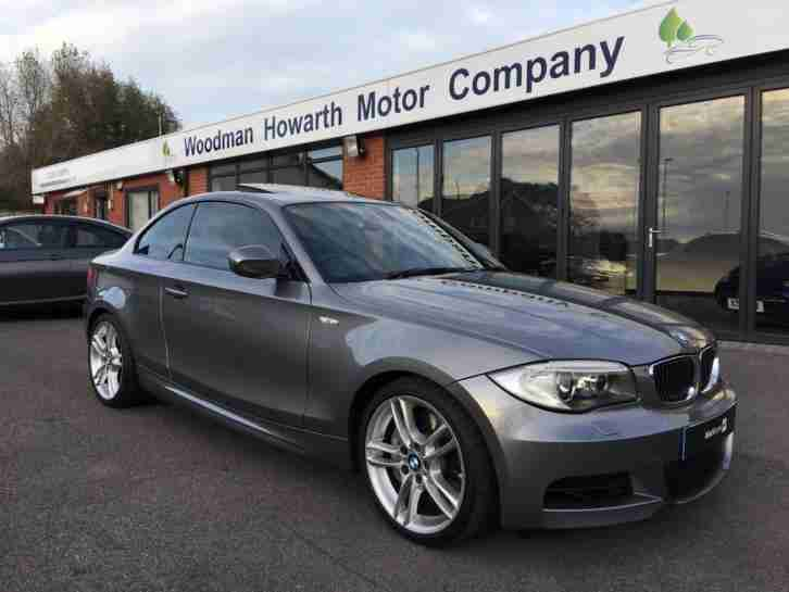 2011 61 BMW 135i M SPORT DCT AUTO COUPE