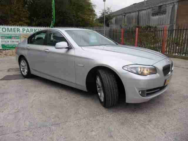 2011 61 BMW 520D SE AUTO DIESEL LEATHER 1 OWNER