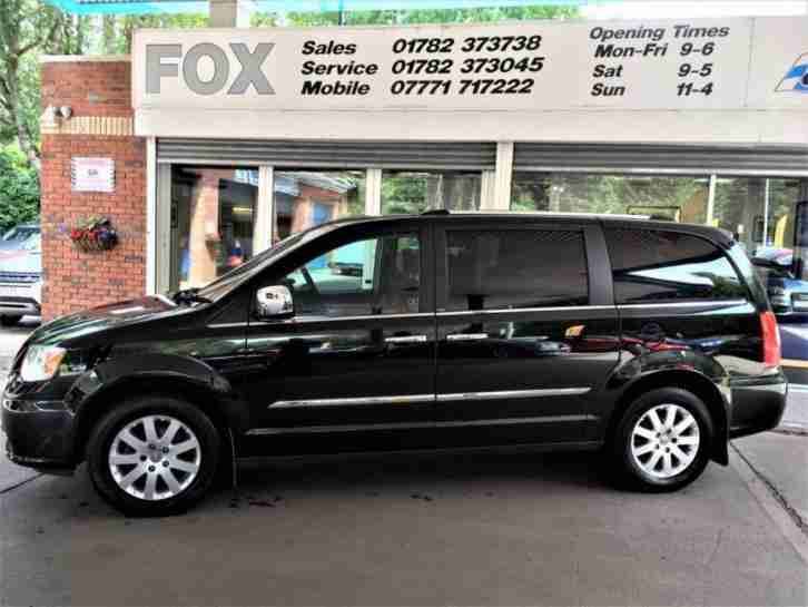2011 61 CHRYSLER GRAND VOYAGER 2.8 CRD LIMITED 5D 161 BHP DIESEL