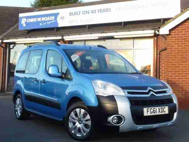 citroen 2011 61 berlingo 1 6 hdi multispace xtr 5dr mpv diesel car for sale. Black Bedroom Furniture Sets. Home Design Ideas