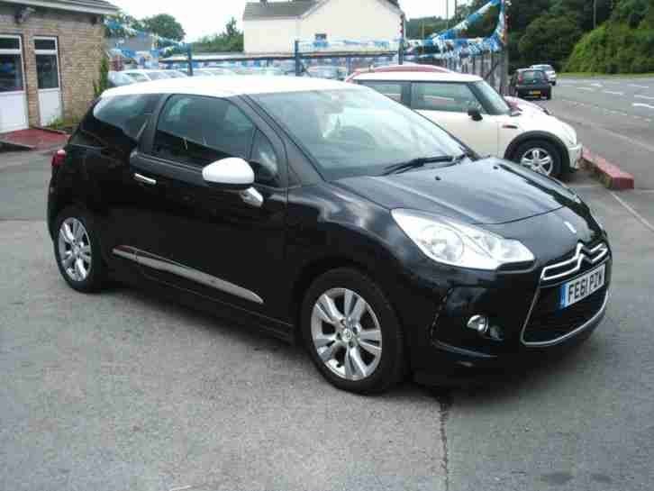 2011 61 DS3 1.6e HDi Airdream DStyle