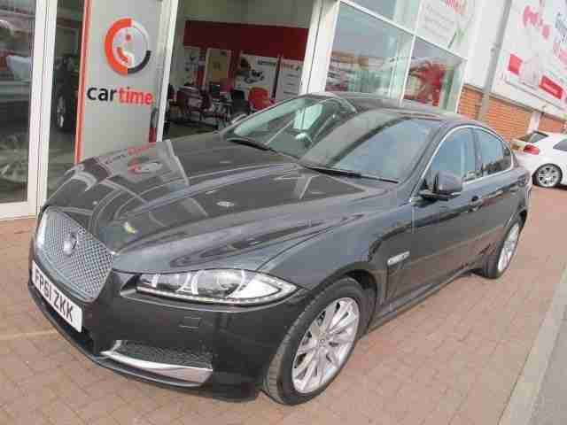 2011 61 XF 2.2 D PREMIUM LUXURY 4D