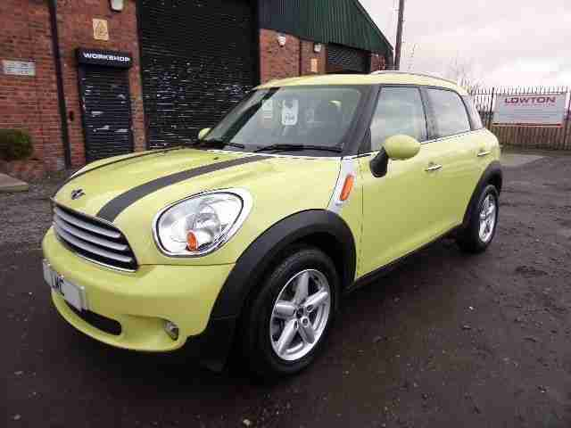 2011 61 COUNTRYMAN 1.6 COOPER D 5DR