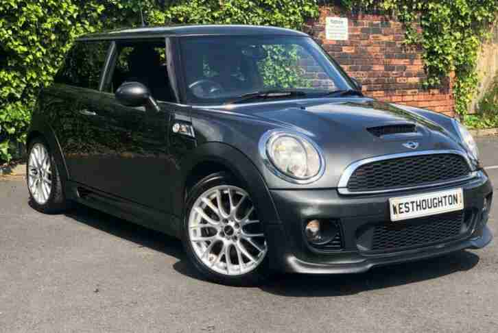 2011 61 MINI HATCH COOPER 1.6 COOPER S 3D 184 BHP, WARRANTYMOT, 2 KEYS, JCW PAC