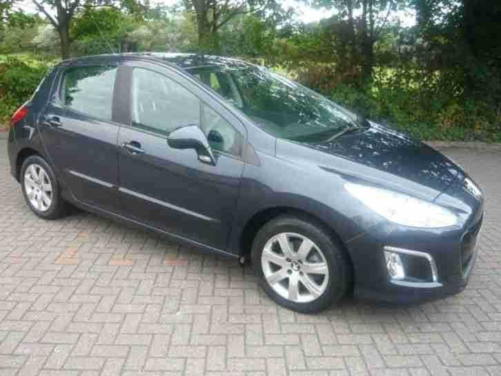 peugeot 2011 61 308 1 6 hdi active 5d 92 bhp diesel car for sale. Black Bedroom Furniture Sets. Home Design Ideas
