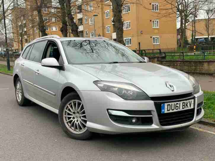 2011 61 RENAULT LAGUNA 2.0 DCI DYNAMIQUE TOMTOM 1F KEEPER 9 YEARS