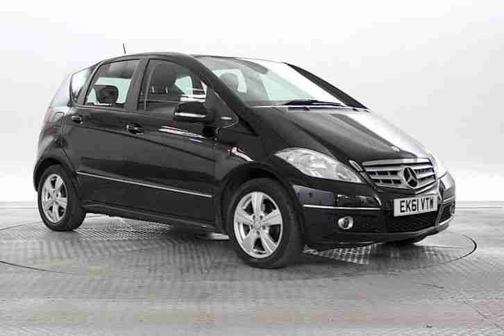 2011 61 reg mercedes a180 2 0 cdi avantgarde se car for. Black Bedroom Furniture Sets. Home Design Ideas