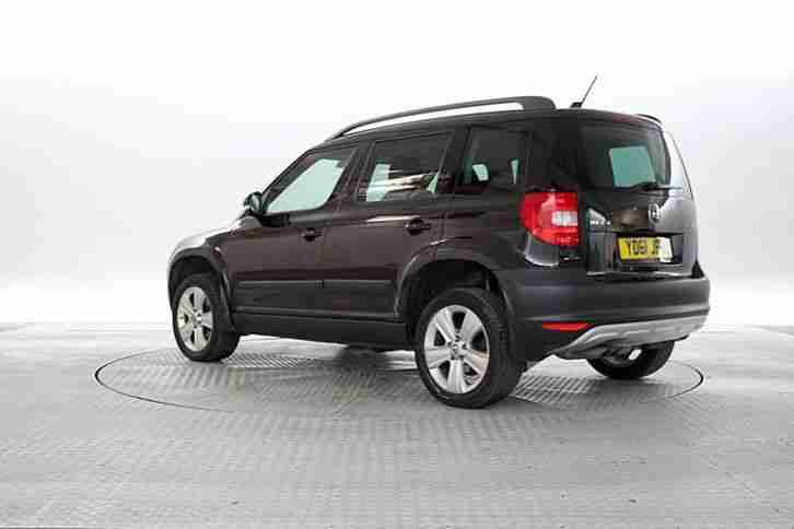 skoda 2011 61 reg yeti 2 0 tdi 110 se plus 4x4 car for sale. Black Bedroom Furniture Sets. Home Design Ideas