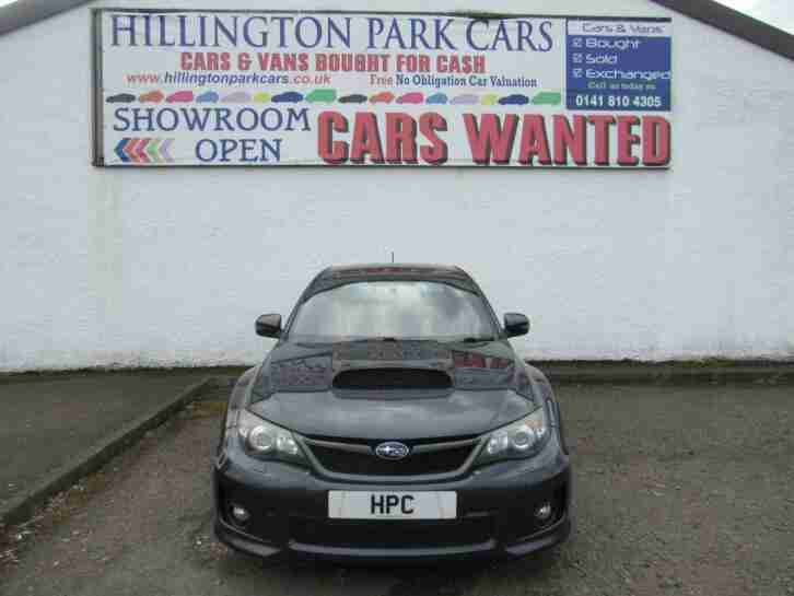 2011 (61) Subaru WRX 2.5 2011MY STI Type UK, FULL SERVICE HISTORY, 400 BHP,