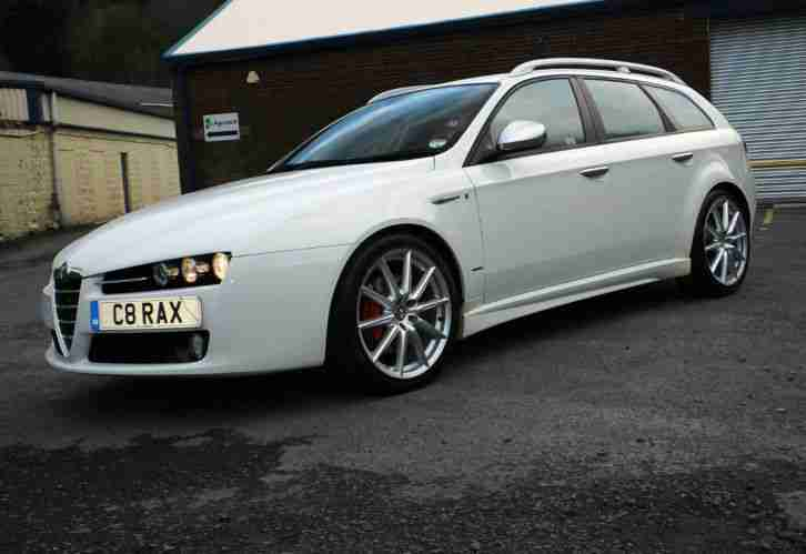 Alfa romeo 156 v6 sportwagon for sale 12