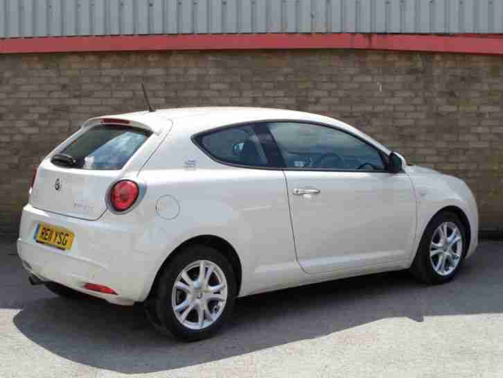 alfa romeo 2011 mito sprint multiair tct 3dr hatchback petrol car for sale. Black Bedroom Furniture Sets. Home Design Ideas