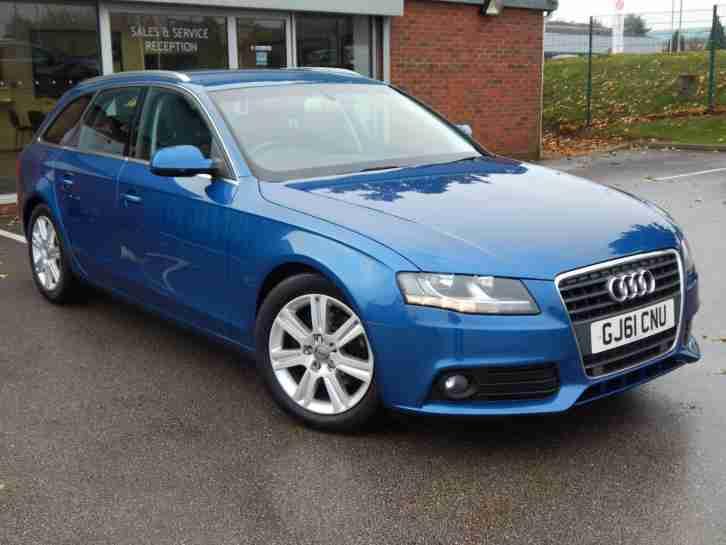 Audi a4 avant 2010 bluetooth 16