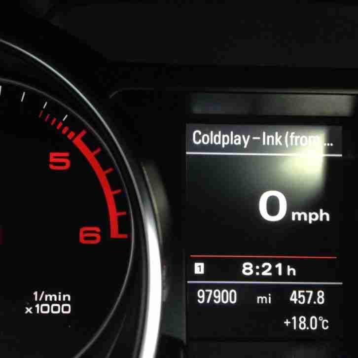 Audi 2011 A5 S LINE BLACK EDITION COUPE SILVER. Car For Sale