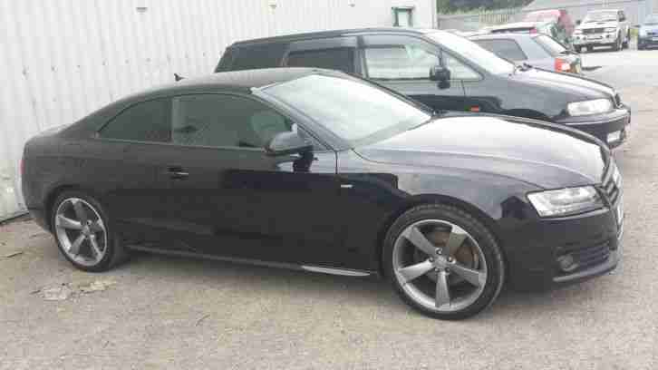 Audi 2011 a5 s line black edition t black car for sale - Audi a5 coupe s line black edition for sale ...