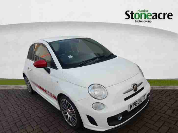 2011 Abarth 500 1.4 T Jet Hatchback 3dr