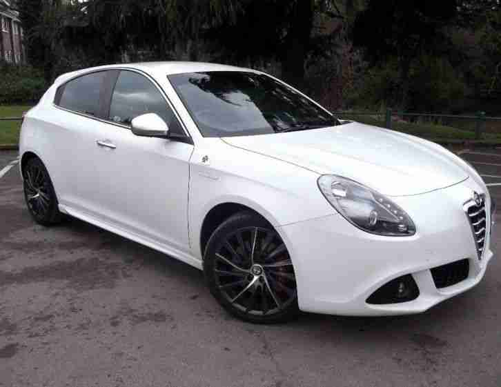 alfa romeo 2011 giulietta 1 8 tbi cloverleaf 5dr car for sale. Black Bedroom Furniture Sets. Home Design Ideas