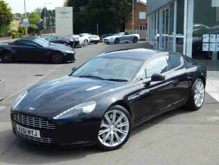 2011 Aston Martin Rapide V12 4dr Touchtronic Auto Automatic Petrol Saloon