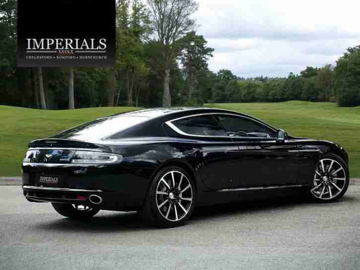 2011 Aston Martin Rapide V12 Saloon 4dr Petrol Touchtronic