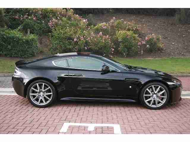 2011 Aston Martin Vantage S 2Dr Sportshift Petrol Coupe