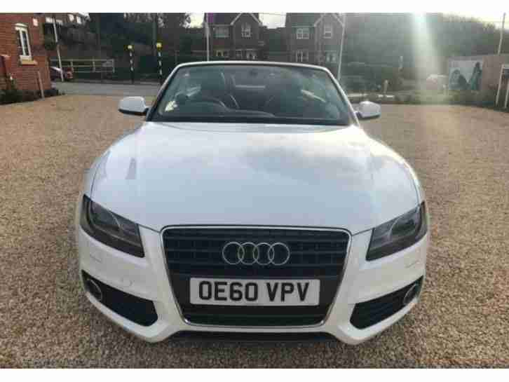 Audi 2011 A5 27 Tdi S Line Multitronic 2dr Car For Sale