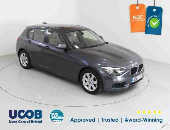 2011 1 SERIES 2.0 116D ES SPORTS HATCH
