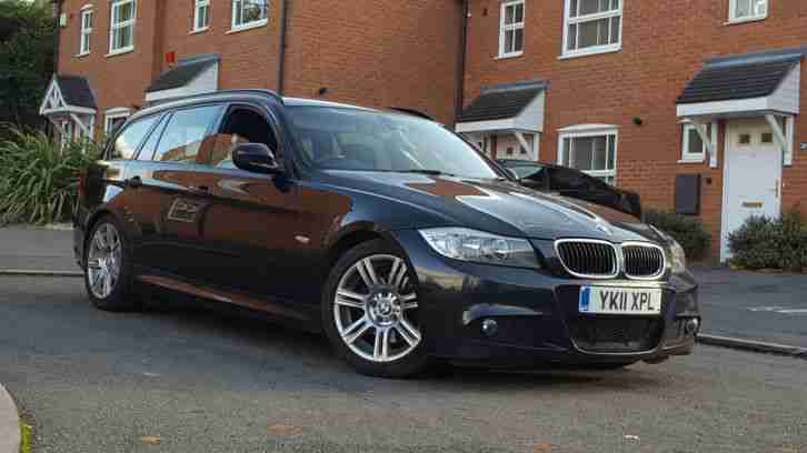 2011 BMW 318D M SPORT LCI FACELIFT ESTATE NOT 320 325 330 120 118PX?