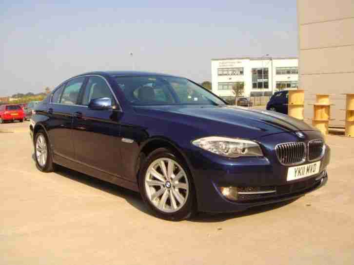 2011 BMW 5 Series 520d SE 4dr