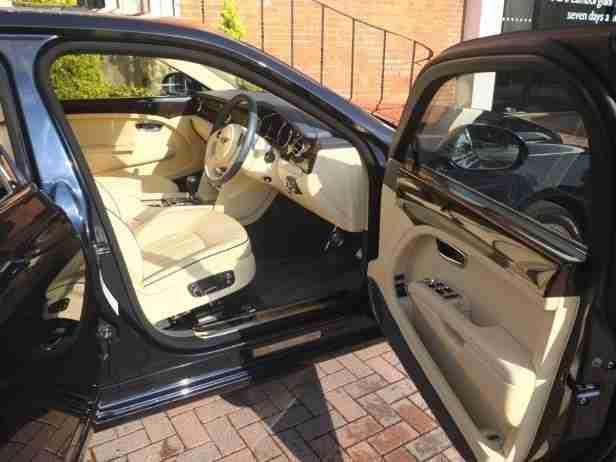 2011 Bentley Mulsanne V8 Mulliner Petrol Black Automatic