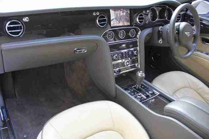 2011 Bentley Mulsanne V8 Petrol Automatic