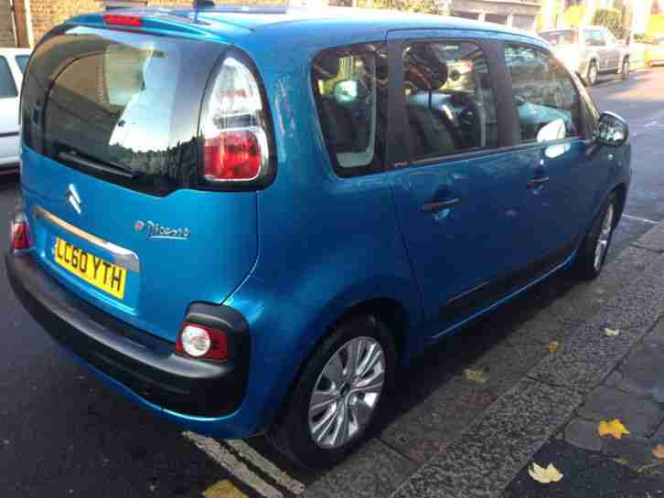 2011 CITROEN C3 PICASSO VTR+ HDI 1 OWNER LOW MILEAGE HPI CLEAR FULL SERVICE MOT