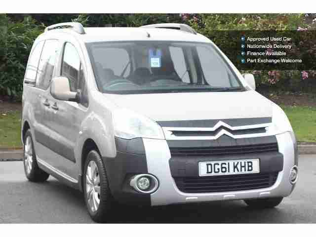 citroen 2011 berlingo multispace 1 6 hdi 90 xtr 5dr diesel estate. Black Bedroom Furniture Sets. Home Design Ideas