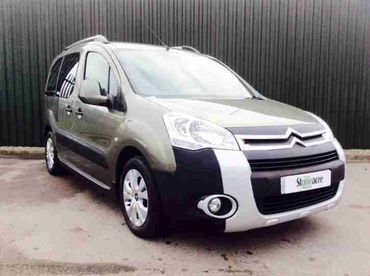 citroen 2011 berlingo multispace 1 6hdi xtr 5dr car for sale. Black Bedroom Furniture Sets. Home Design Ideas
