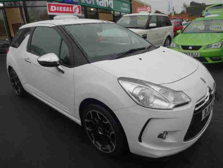 2011 DS3 1.6 HDi 3dr
