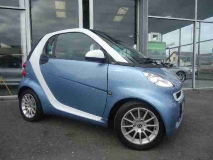 smart 2011 diesel fortwo coupe passion car for sale. Black Bedroom Furniture Sets. Home Design Ideas