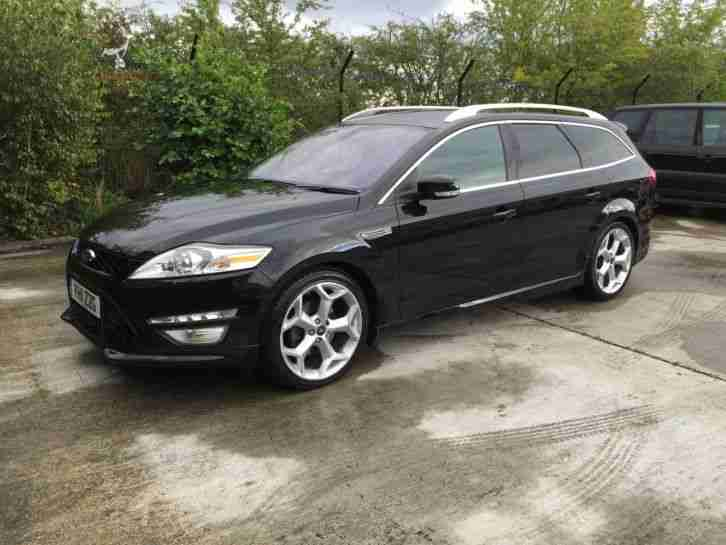 ford 2011 mondeo titanium x sport t black car for sale. Black Bedroom Furniture Sets. Home Design Ideas