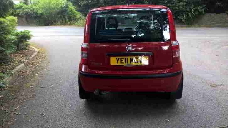 2011 Fiat Panda 1.2 [69] Active 5dr 5 door Hatchback