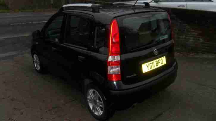 2011 Fiat Panda 1.3 MyLife 5 door hatch