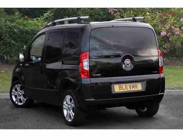 2011 Fiat Qubo 1.3 Multijet Dynamic 5Dr Diesel Estate