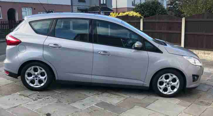 2011 Ford C Max zetec 1.6 tdci (115ps) £30 road tax 72 thousand miles