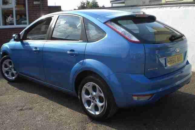 ford 2011 focus 1 6 sport 5dr 5 door hatchback car for sale. Black Bedroom Furniture Sets. Home Design Ideas
