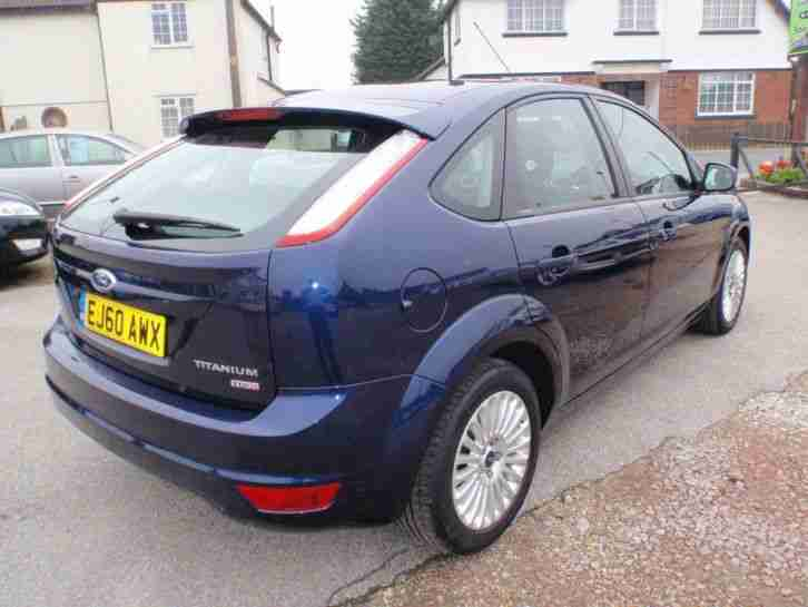 ford 2011 focus 1 6 tdci titanium 5dr 110 dpf 5 door hatchback. Black Bedroom Furniture Sets. Home Design Ideas