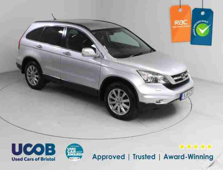 2011 CR V 2.2 I DTEC ES 5DR ESTATE