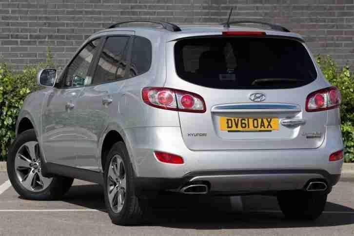 Hyundai 2011 Santa Fe 2 2 Crdi Premium 7 Seats Diesel