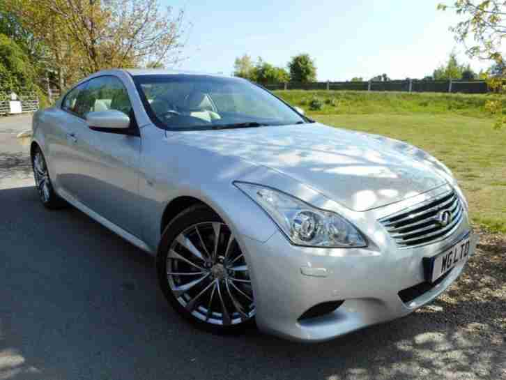 Infiniti G37. Other car from United Kingdom