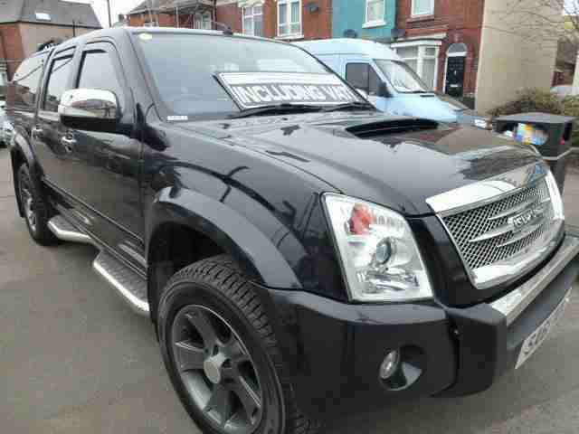 2011 Isuzu Rodeo 3.0CRD Denver Max LE Pickup