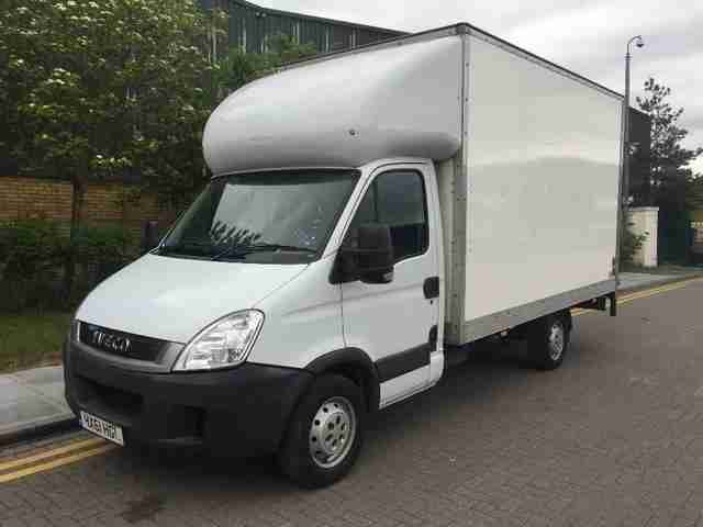 2011 Iveco Daily 2.3 TD 35S13 LWB luton tail